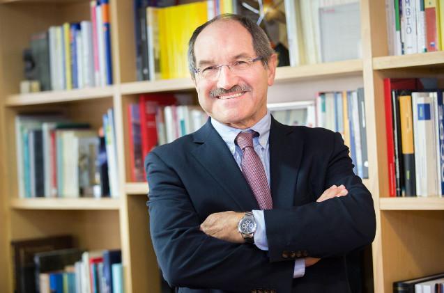 Pedro Mier, presidente de AMETIC y miembro de comité ejecutivo DigitalEurope.