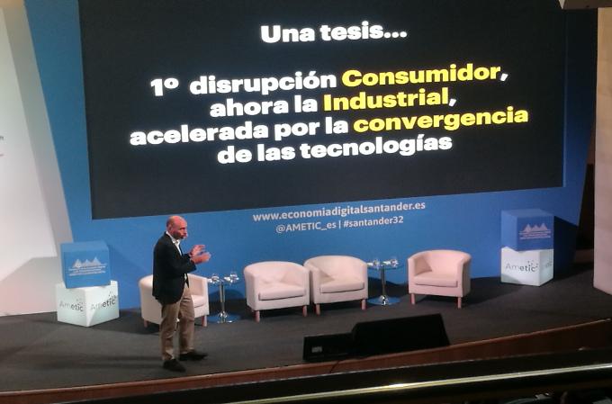 José Luis Sancho, managing director de Accenture Digital.