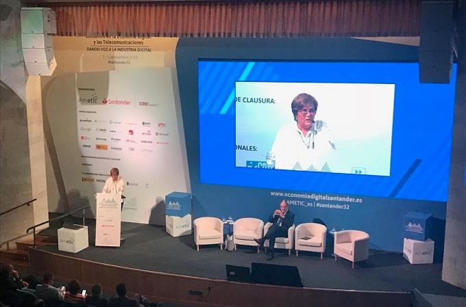 Ángeles Heras, secretaria de Estado de Universidades e I+D+i del Ministerio de Ciencias.