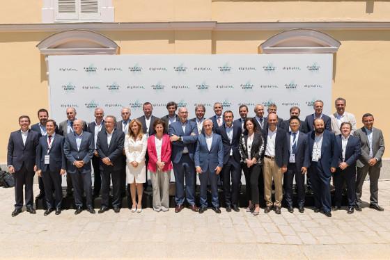 Ponentes de Digitales Summit 2018.