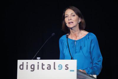 Reyes Maroto en Digitales Summit 2018.