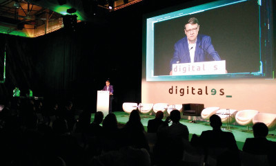 Jordi Sevilla en Digitales Summit 2018.