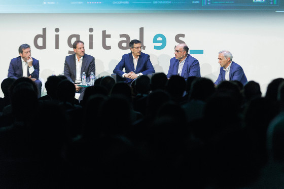 Operadoras en Digitales Summit 2018.