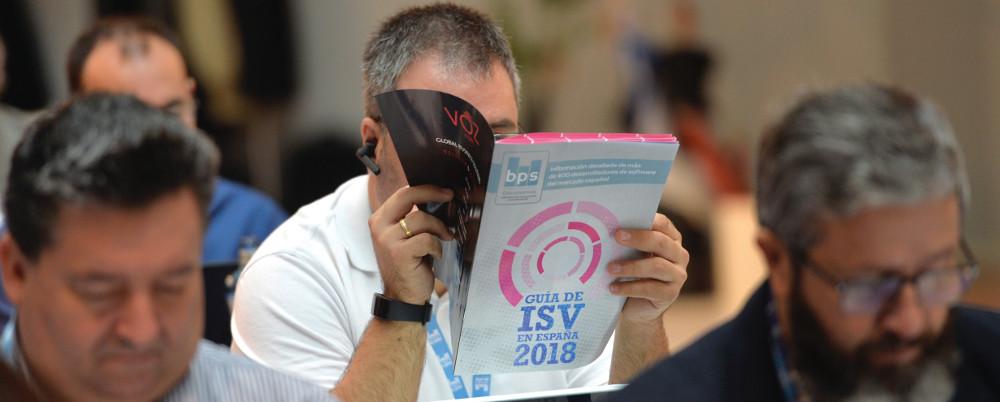 Un asistente al Foro ISV 2017.
