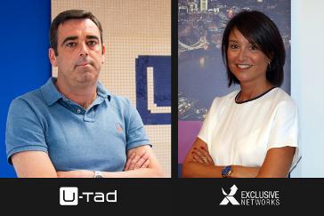 Acuerdo entre Exclusive Networks y U-Tad