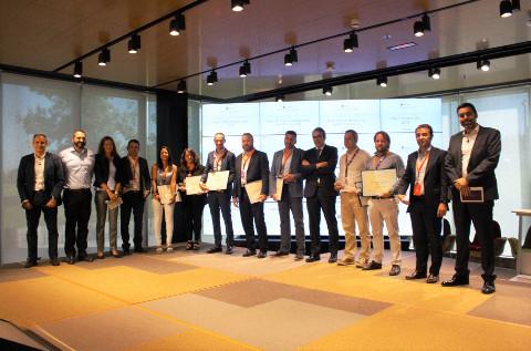 Partners premiados por Microsoft en 2018.