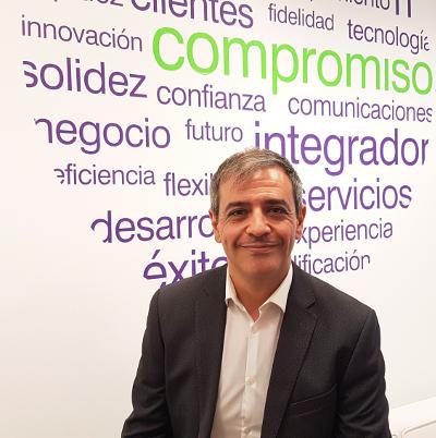 Julio Saíz, Business Development Area Manager | Infrastructure and Cloud Services de Alhambra-Eidos