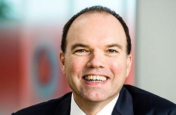 Nick Read, el nuevo consejero delegado de Vodafone.