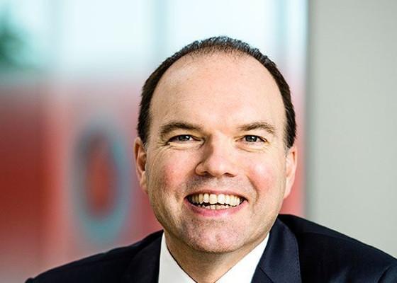 Nick Read, el nuevo consejero delegado de Vodafone
