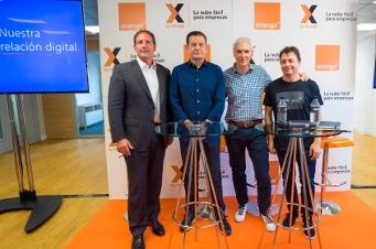 Equipo de X by Orange.
