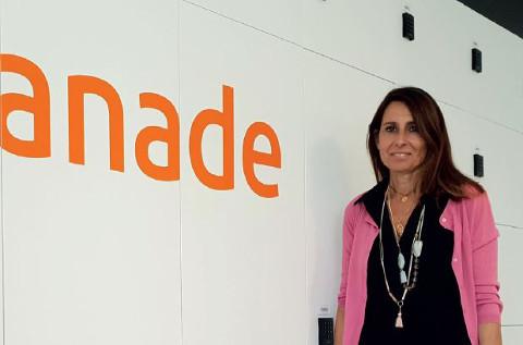 Corine Vives, General Manager de Avanade