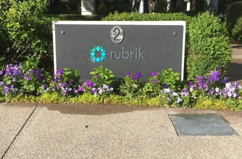 Sede central de Rubrik.