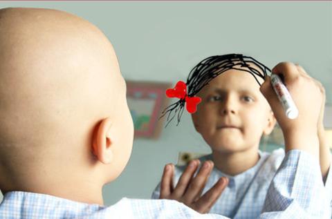 VOZ lucha contra el cáncer infantil.