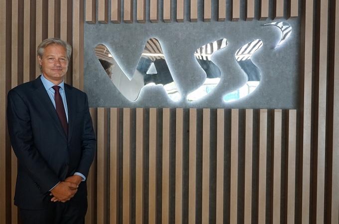 Frank Fellinger, vicepresidente para EMEA de VASS