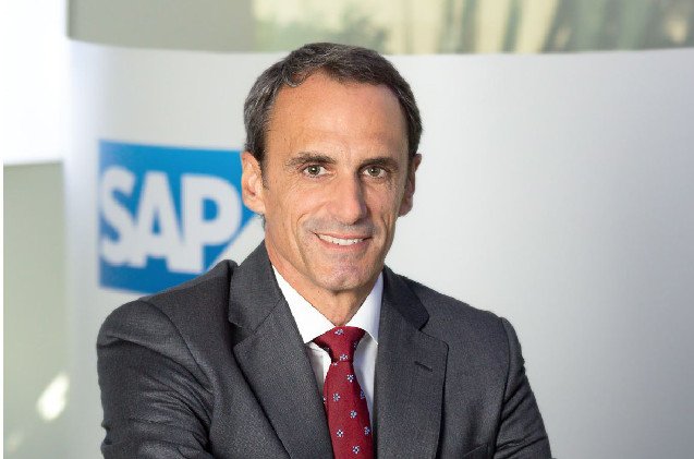Rafael Brugnini, Director General de SAP España