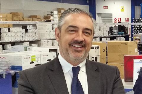 Diego Lanzuela, de Esprinet.