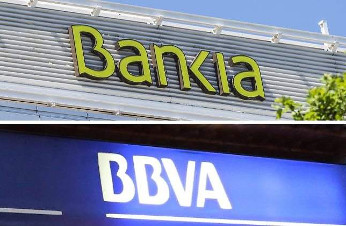 Bankia y BBVA son los bancos que más búsquedas generan en Internet.