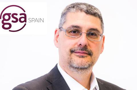 Marcos Navarro, presidente de GSA Spain