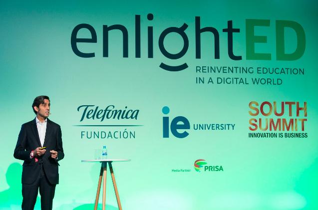 enlightED Jose Maria Alvarez Pallete, presidente de Telefonica