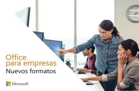 Nuevos formatos de Office 365