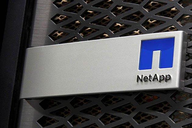 Equipo de almacenamiento de NetApp.