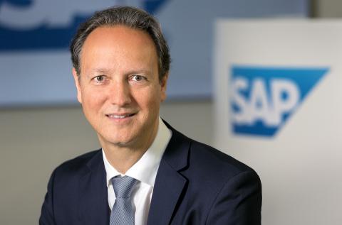 Joao Paulo da Silva, director general de SAP sur de Europa
