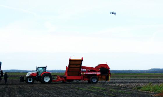Primera aplicación 5G para agricultura de precisión