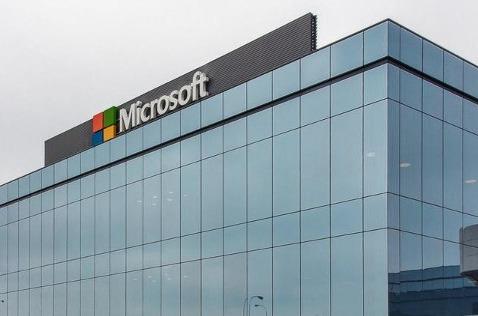 Sede de Microsoft en España.