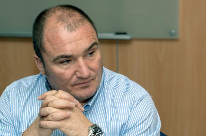 Iván Menéndez, director general de Nutanix en España