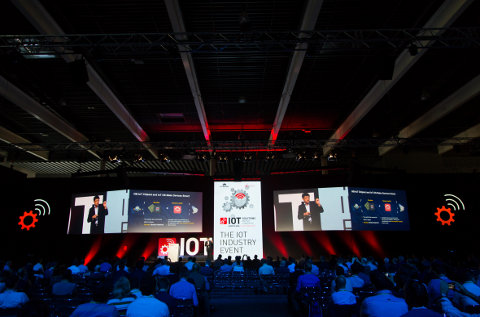 Congreso Mundial de IoT 2018