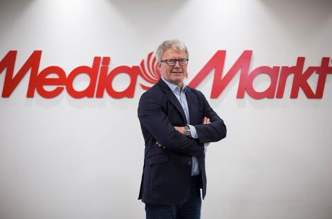 Per Kaufmann, nuevo CEO de MediaMarkt Iberia