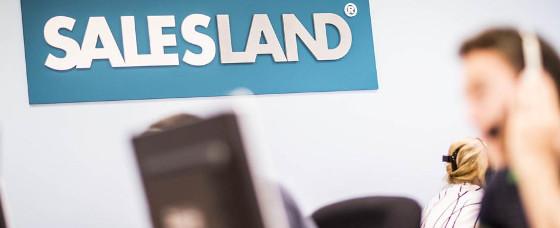 Salesland migra a VoIP con Colt