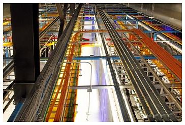 centro de datos de Equinix