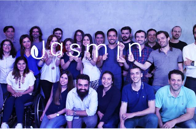 El equipo de Jasmin