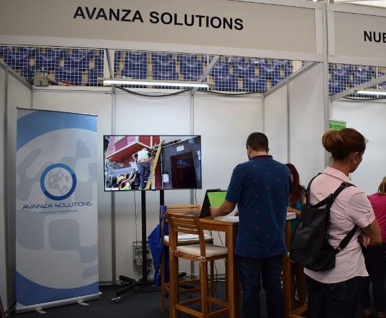 Avanza Solutions en la Feria de Empleo de Alcantarilla.