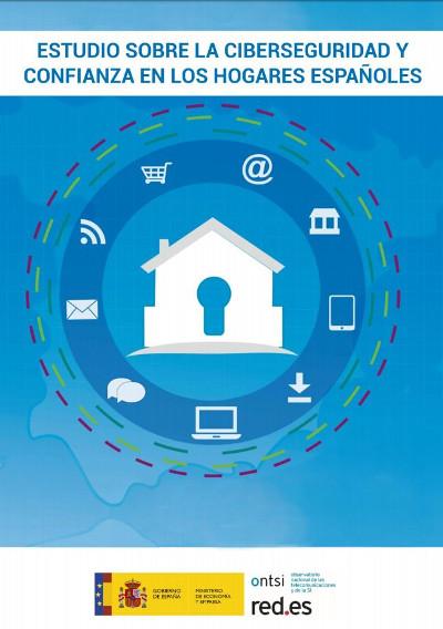 Estudio sobre la Ciberseguridad y confianza en los hogares españoles. ONTSI primer semeste de 2018.