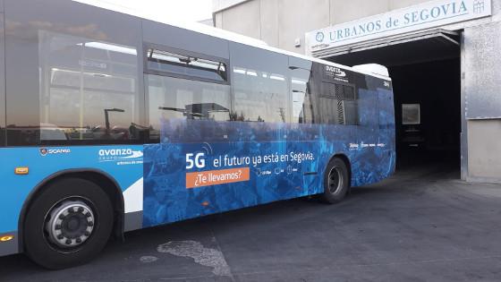 Los usuarios de la Línea 1-San José (Segovia) podrán ver canales en vivo de Movistar+