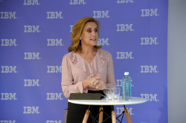 Marta Martínez Alonso, Presidenta de IBM para España, Portugal e Israel