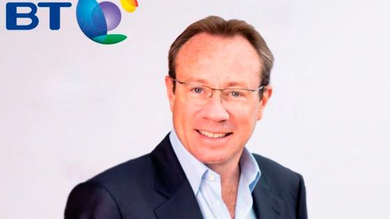 Philip Jansen, nuevo CEO de BT.