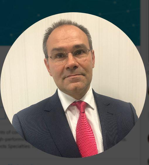 Alfredo García, CIO de FCC.