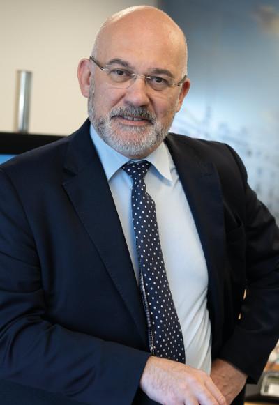 Jean-Clovis Pichon, consejero delegado de Alcatel-Lucent Enterprise en España y líder del sector de Sanidad y de Administraciones Públicas en la región de Europa y Sur.
