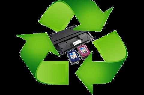 reciclaje cartuchos