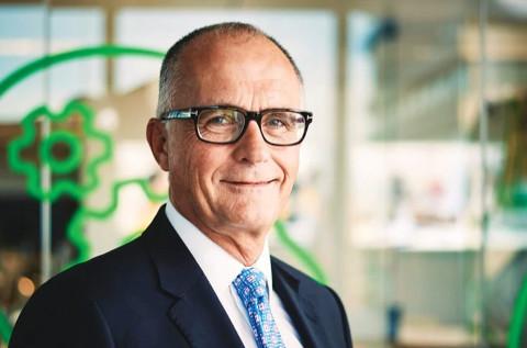 Steve Hare, CEO de Sage.