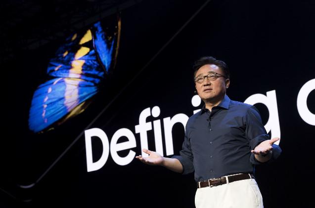 DJ Koh, Presidente y CEO de IT & Mobile Communications Division, Samsung Electronics.