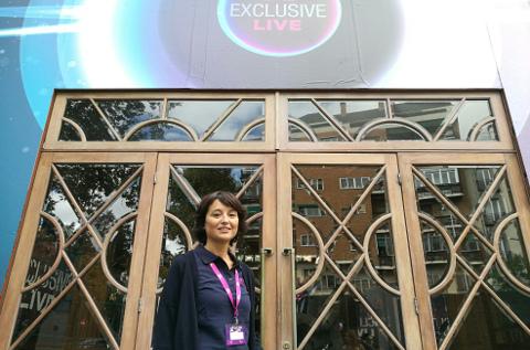 Carmen Muñoz, directora general de Exclusive Networks en España.