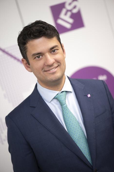 Gustavo Brito, Director General de IFS