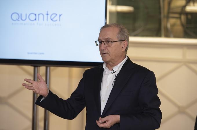 Rafael de la Fuente, Presidente de LEDAmc