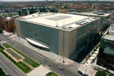 El Palacio Municipal de Congresos de Madrid, sede de Aslan 2019.