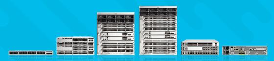 El mercado de routers y switches alcanza un nuevo récord histórico.