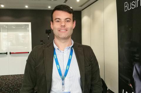 Antonio López, consultor de ISGe, partner de Sage.